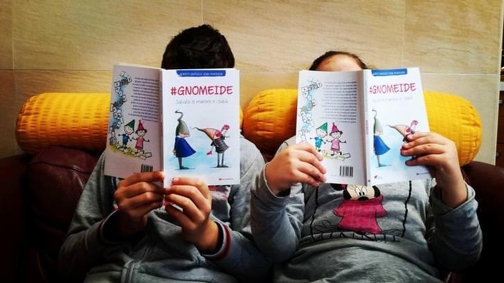 #Gnomeide: salvate le mamme e i papà. Intervista a Sonia e Gilberto
