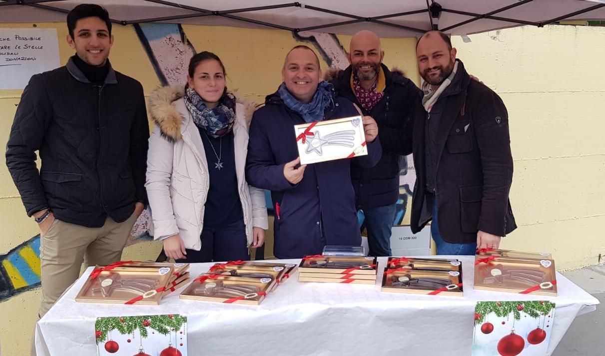 La Longobarda Salerno sostiene l'AILR