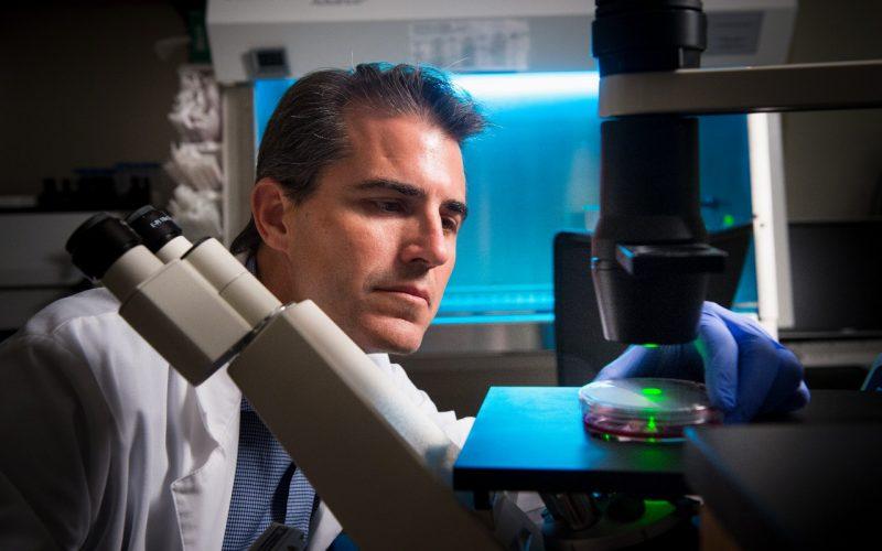 novità sull'origine del retinoblastoma