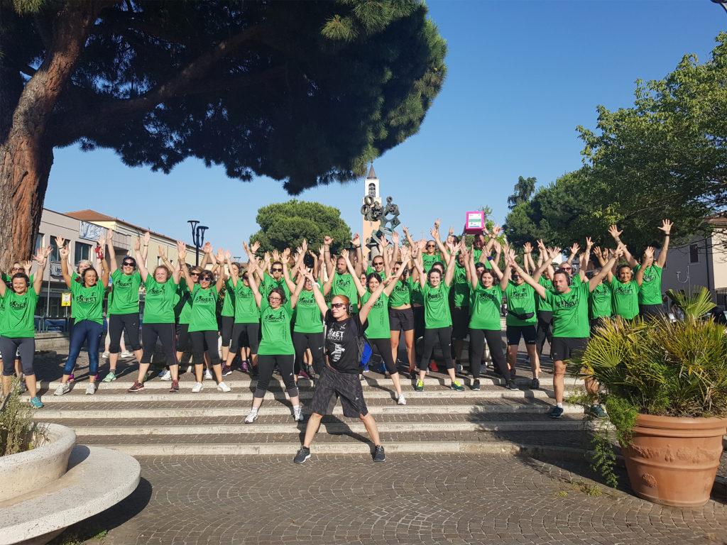 Sport e Solidarietà: i colleghi di Aprilia in movimento